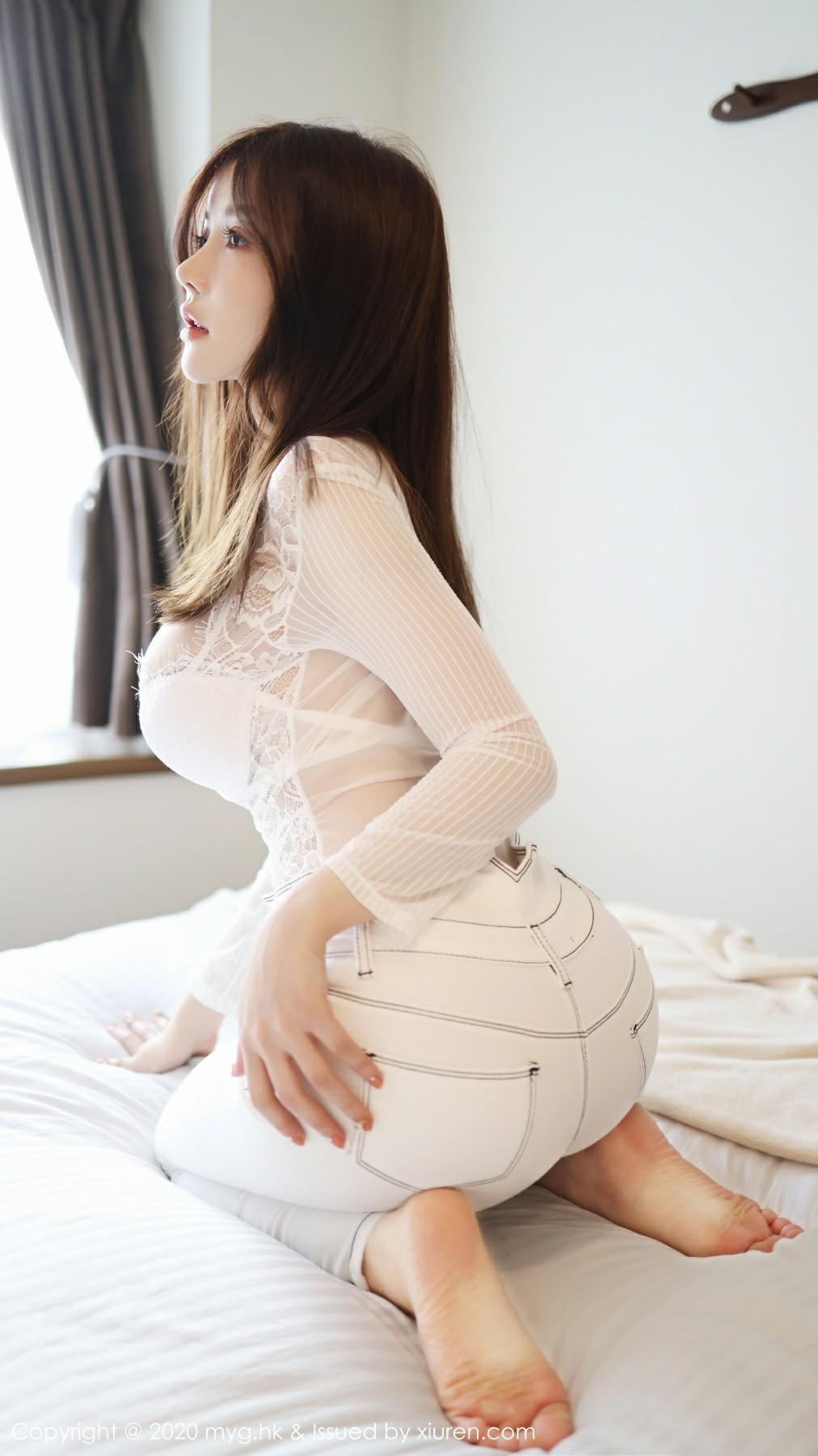 [MyGirl美媛馆]2020.01.21 VOL.428 糯美子Mini