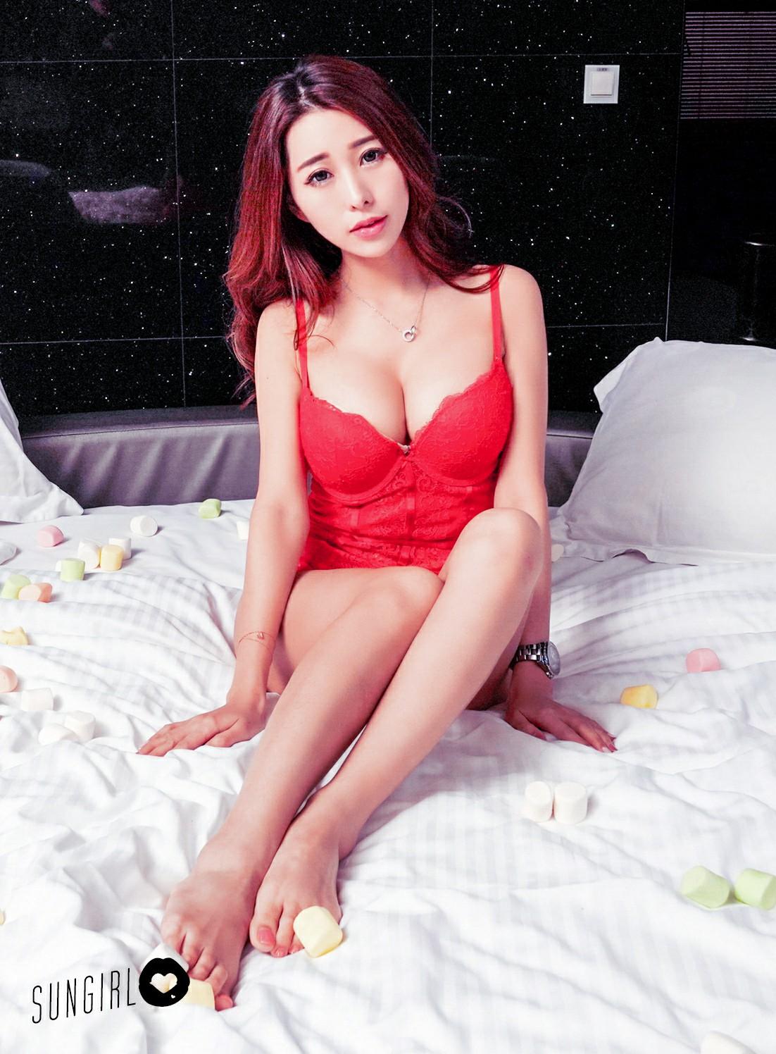 [SUNGIRL阳光宝贝]NO.037 桃色媚惑DJ Ivy