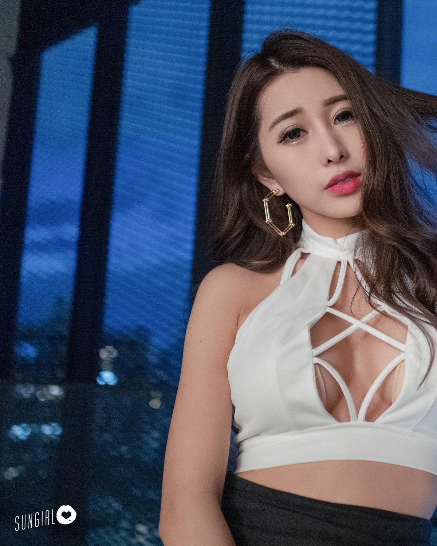 [SUNGIRL阳光宝贝]NO.039 夜之女王!性感甜心DJ Ivy