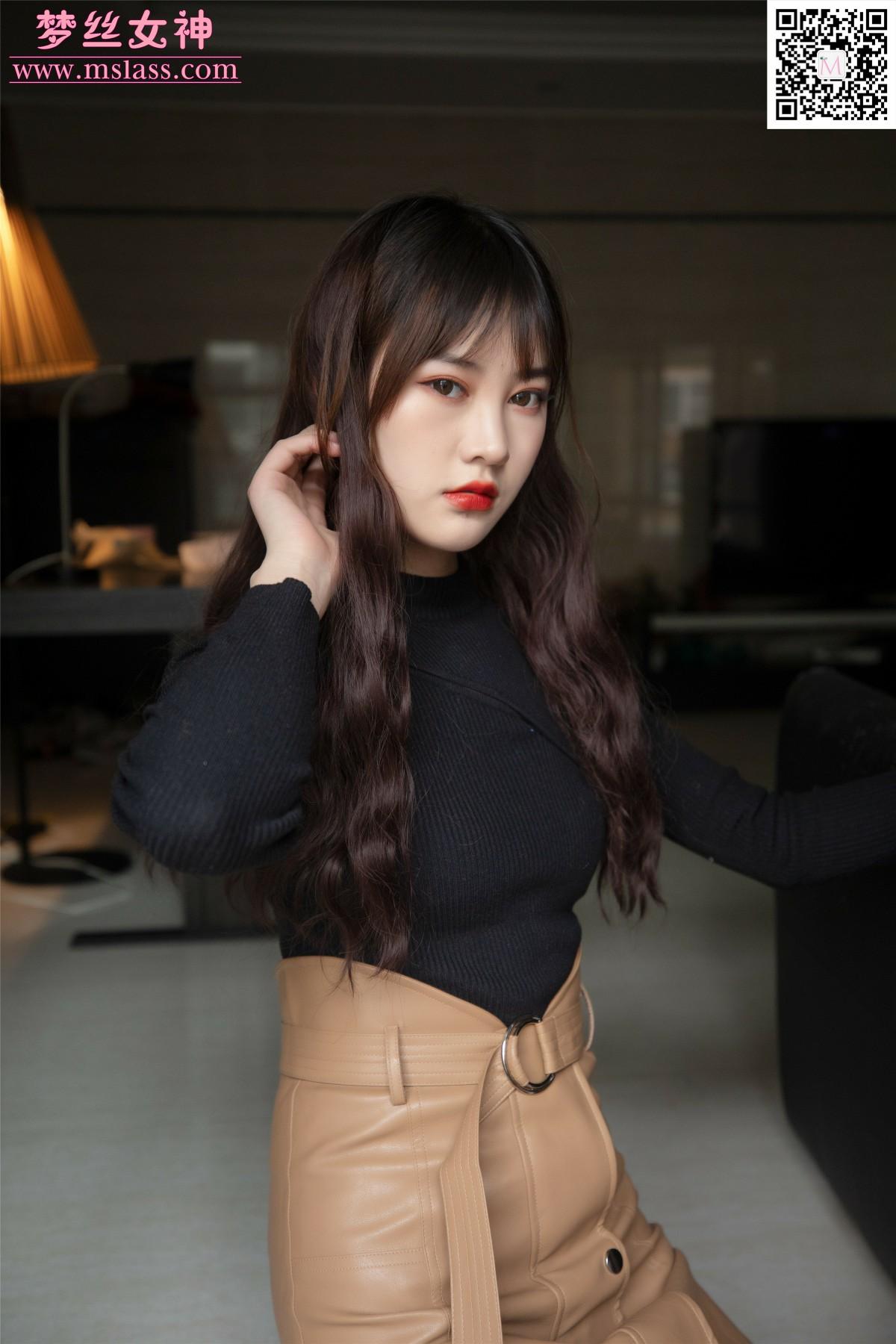 [MSLASS]梦丝女神 – 小唐嫣 旗袍包裹
