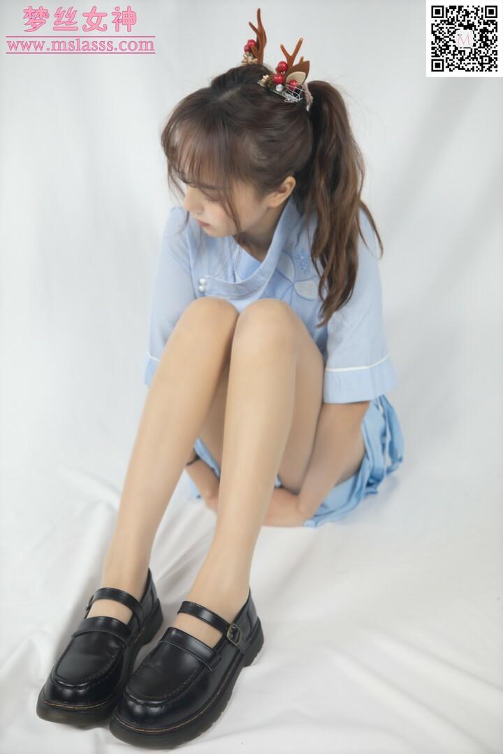 [MSLASS]梦丝女神 – 玥玥 蓝色仙女古装