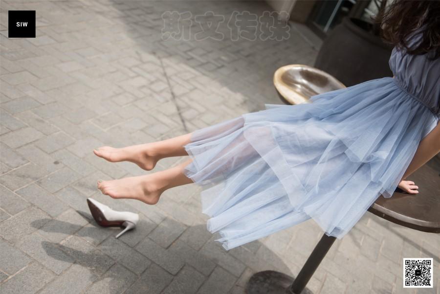 [SIW斯文传媒]VOL.051 蓝裙天使-蓉儿