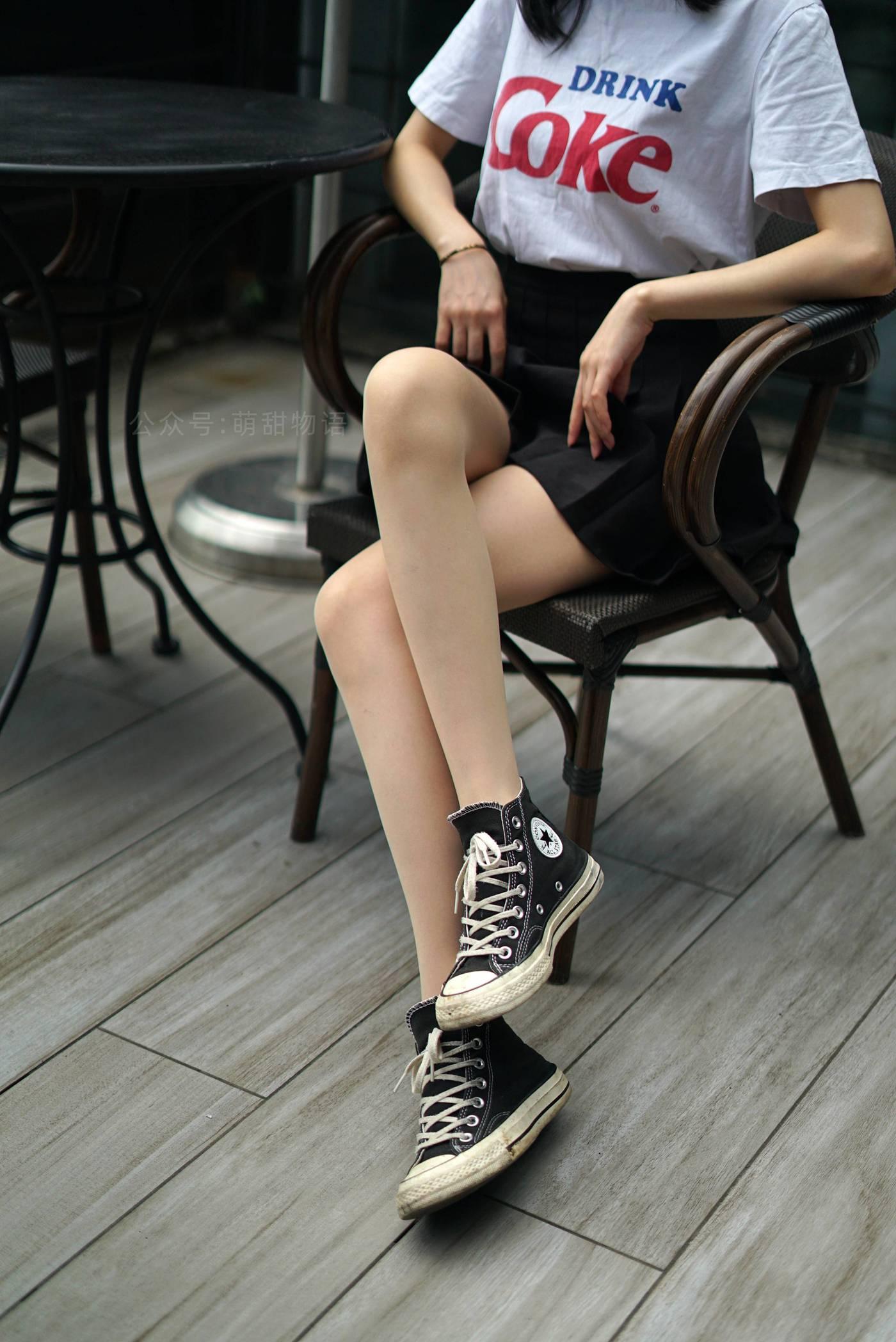 [萌甜物语]XM107《清纯百褶裙-腿腿》[99P]