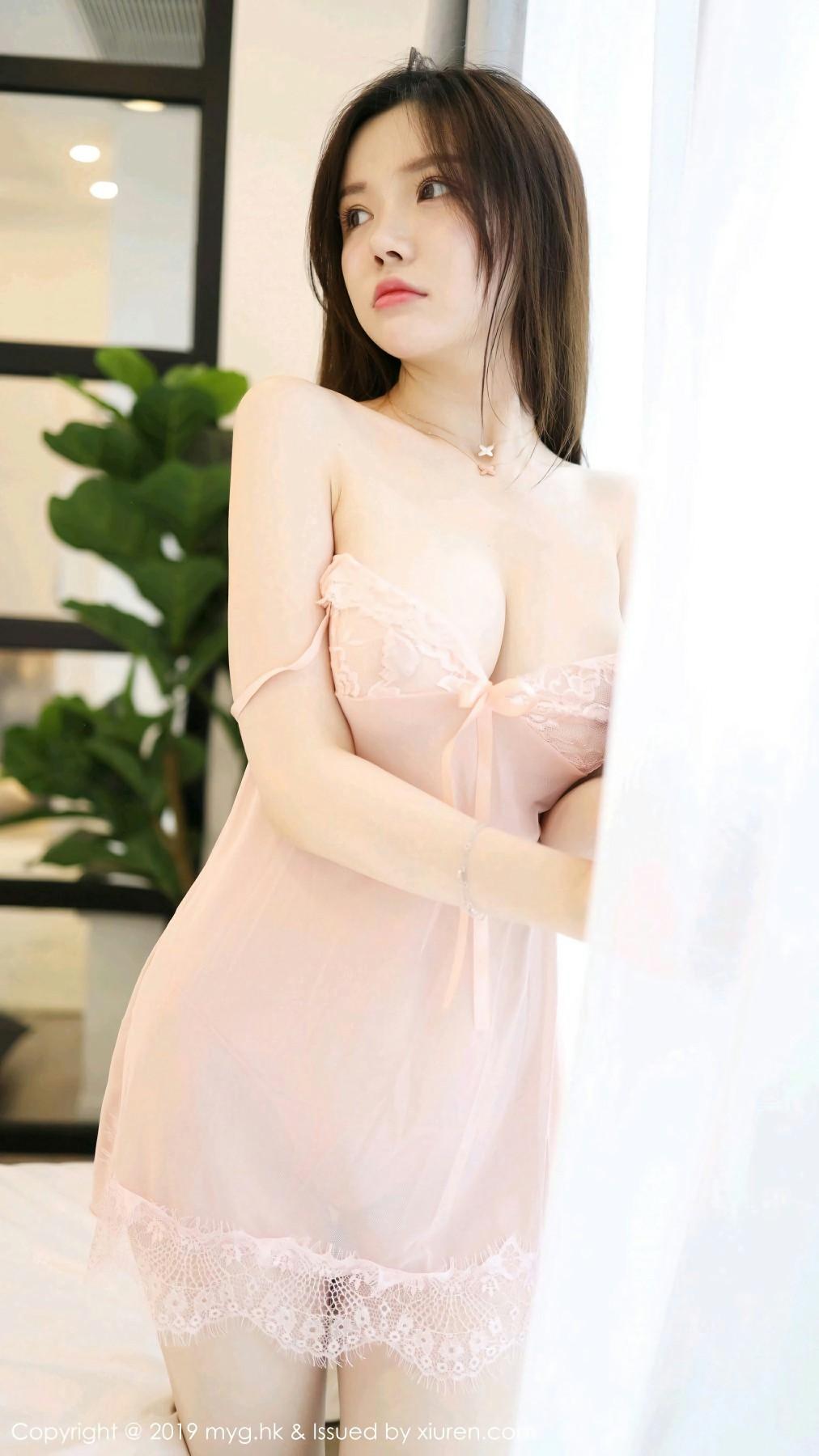[MyGirl美媛馆]2019.08.07 VOL.378 糯美子Mini